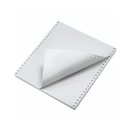 Hartie pentru imprimante matriceale A4, 1ex., 1800 coli/cutie