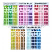 Accesorii decor Stickere Mozaic