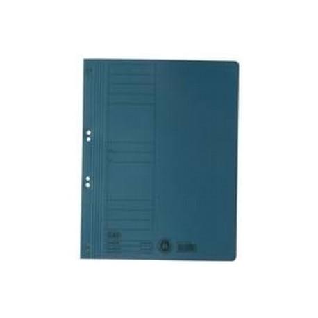 Dosar carton color cu capse 1/1  ELBA