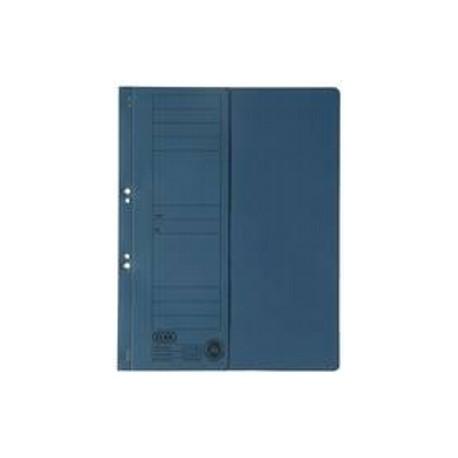 Dosar carton color cu capse 1/2 ELBA