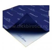 Indigo Pelikan A4, albastru (pentru scris de mana)