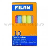 Creta color 10 buc./set, Milan