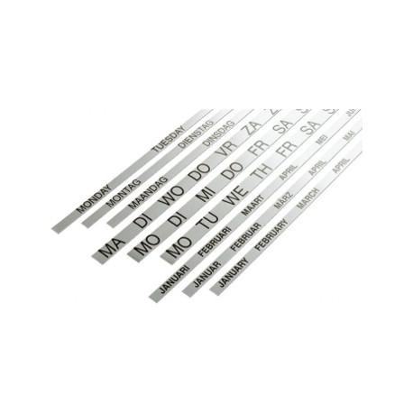 Banda magnetica (1-31) pt. planner anual 60 x120, 12/set, SMIT