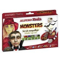 Set machiaj Alpino Monsters