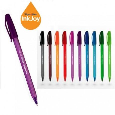 Pix InkJoy 100 diverse culori, Paper Mate