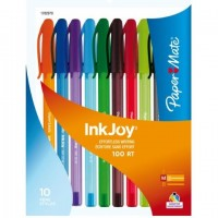 Pix InkJoy 100 set 10 culori, Paper Mate