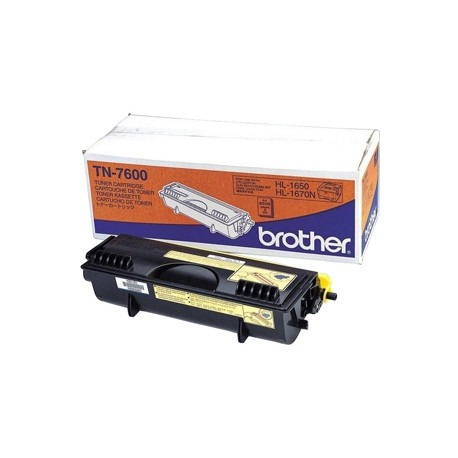 CARTUS TONER BROTHER TN7600 (TN-7600)