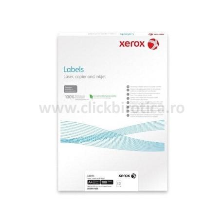 Etichete autoadezive XEROX Colotech+ Superlucios, 1/SRA3, 250 coli/top