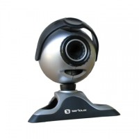 Webcam Serioux SmartCam 3200UM, 3,2MP, microfon, USB, 30fps