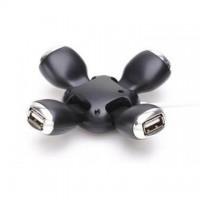 Hub USB extern cu 4 porturi USB2.0 Gembird UHB-CT01