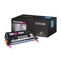 Cartus toner Lexmark X560n, X560dn (C560A2MG) magenta 4K