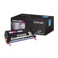 Cartus toner Lexmark X560n, X560dn (C560H2MG) magenta 10K