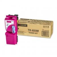 Cartus toner Kyocera TK-820M (FS-C8100DN) magenta