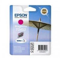 Cartus cerneala Epson T0453 magenta