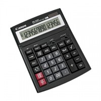 Calculator Canon WS-1610T, 16 digiti, alimentare duala