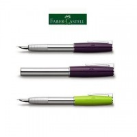 Stilou Loom Piano Plum / Lime Faber Castell