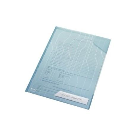 Mapa plastic cu eticheta, 200 microni, Leitz CombiFile, 5 buc./set