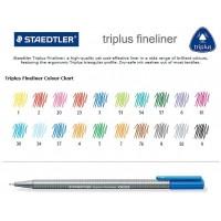 Liner 0,3mm Staedtler Triplus Fineliner 334