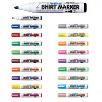 Marker pentru textile Artline T-Shirt, varf rotund 2mm