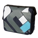 Geanta de umar Herlitz be.bag Messenger Crossing