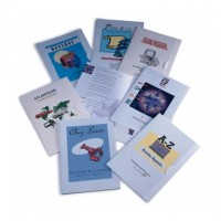 Carduri din hartie XEROX, PerfCard, 1/A4, alb mat
