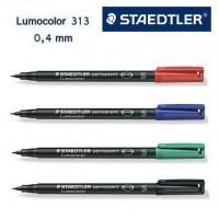 Marker permanent Lumocolor Staedtler 313, varf S (0,4 mm)