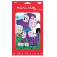 Set creativ Mozaic Căţel, Daco