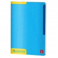 Caiet A4 60 file matematica Quablock Pigna