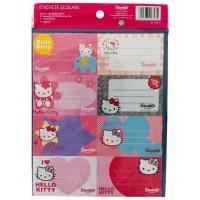 Etichete scolare 8 buc./set Pigna cu licenta - Hello Kitty
