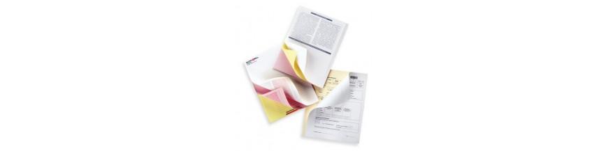 Hârtie autocopiativă şi carduri