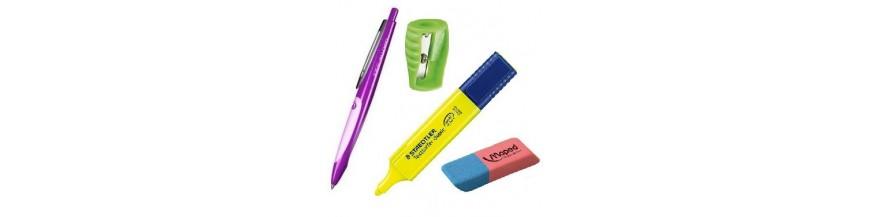 Instrumente de scris, desen şi corectură
