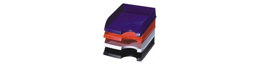 Tăviţe documente, suporturi cu sertare