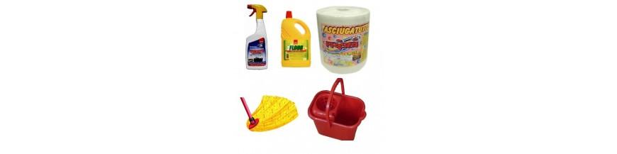 Produse curăţenie şi igienă
