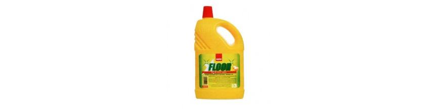 Detergenţi pentru pardoseli, parchet, covoare