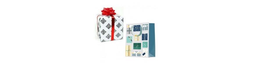 Hartie ambalat, pentru cadouri