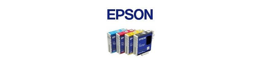 Epson - cartuşe cerneală