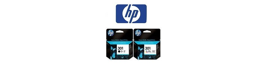 HP - cartuşe cerneală