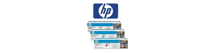 HP - cartuşe toner color
