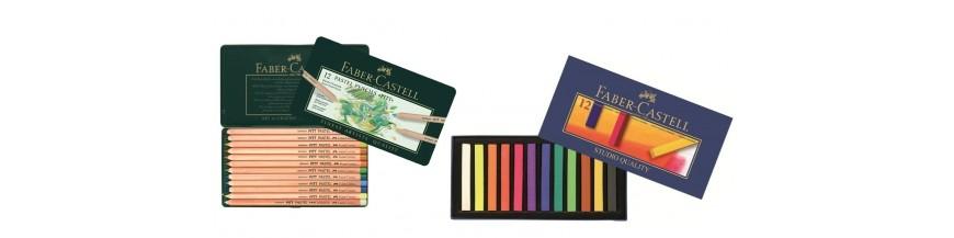 Creioane Pastel Pitt & Pastel Soft
