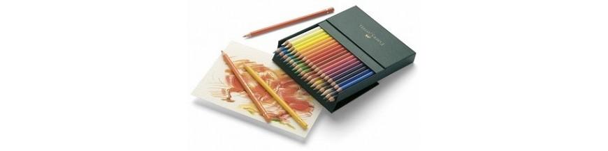 Seturi creioane Polychromos & Goldfaber