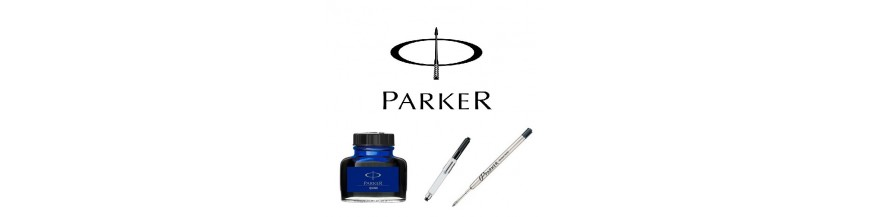 Parker - rezerve, accesorii