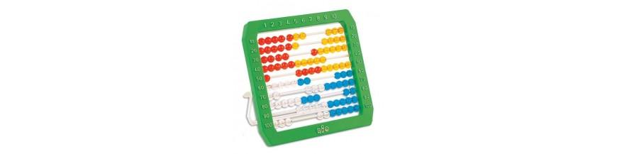 Numaratoare, betisoare, alfabetar, ierbar, jocul cifrelor si literelor